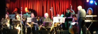 Prohibition Big Band at the Kings Arms