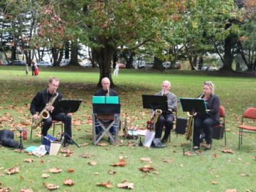 Auckland Saxophone Quartet 2018 – Saxophone Celebration series of concerts