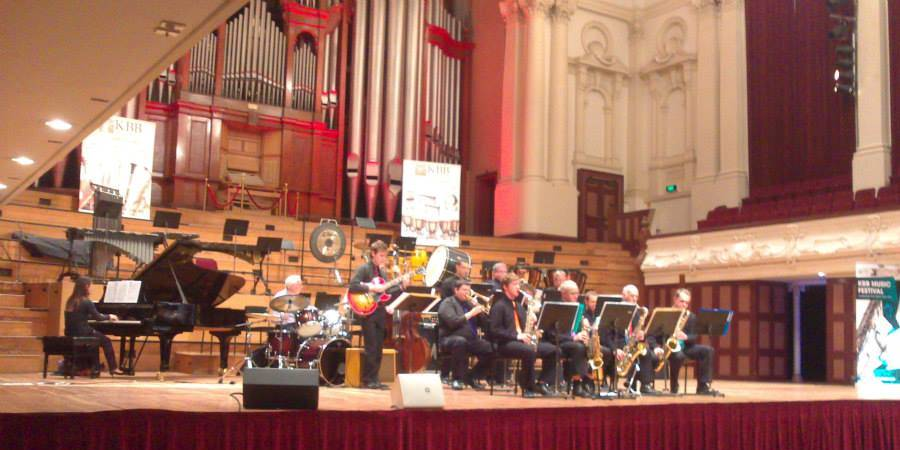 Prohibition Jazz Experience at Auckland Town Hall
