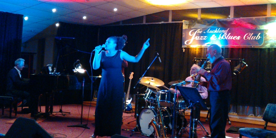 Jenny B, Jim Langabeer and the Craig Williams Trio