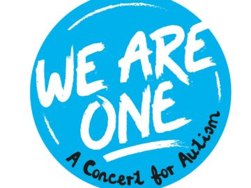 WE ARE ONE – A Concert For Autism 2017