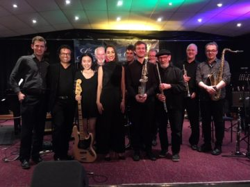 Prohibition Jazz Experience featuring Marjan