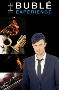 Bevan Williams and the Bublé Experience