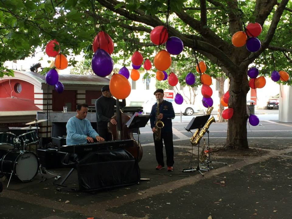 First Thursday at Beresford Square