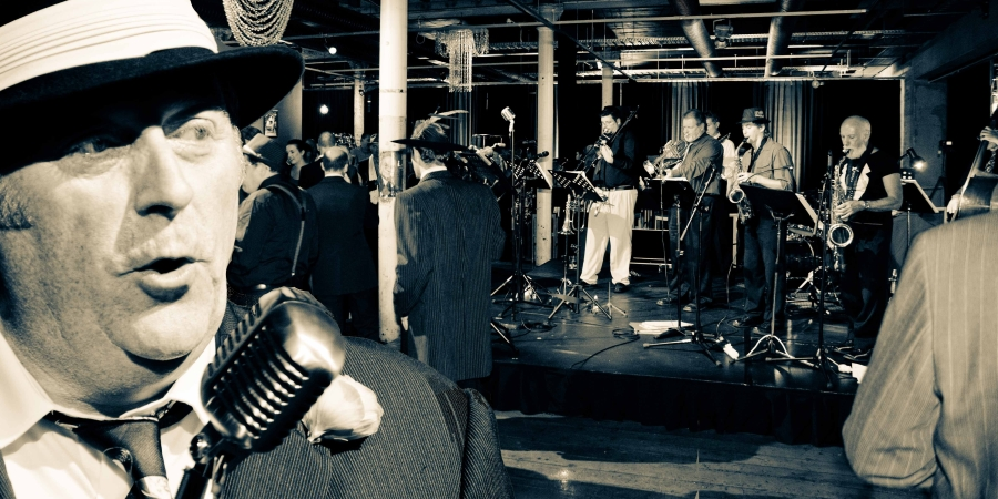 John McGIll and the Prohibition Swingtet